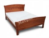 Кровать Анже из массива