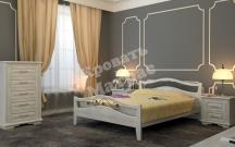 Полутороспальная кровать Санс 1