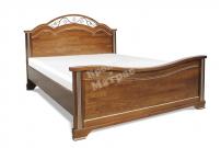 Деревянная кровать Канны