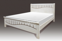 Деревянная кровать Орлеан