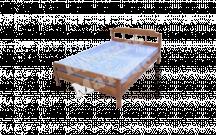 Дешевая кровать Дачница №1