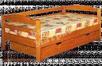 Кровать с ортопедическим  основанием Каркасон