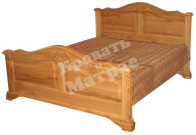 Деревянная кровать Лесная сказка