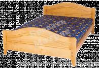 Кровать Ной №1 из массива