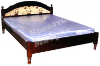Кровать с ортопедическим  основанием Мария (тахта с материалом)