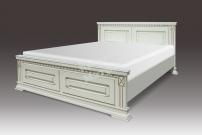 Деревянная кровать Тулуза