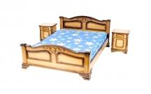 Кровать с ортопедическим  основанием Сова