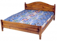 Дешевая кровать Мимоза (филенка)