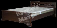 Деревянная кровать Колизей