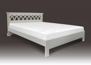 Полутороспальная кровать Колизей (Lux)