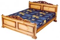 Кровать с ортопедическим  основанием Светлана