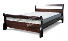 Деревянная кровать Алия