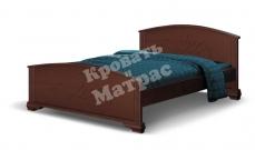 Деревянная кровать Харрис