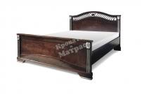 Деревянная кровать Бордо