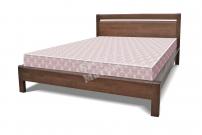 Деревянная кровать Шампань из дуба