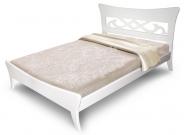 Деревянная кровать Грас