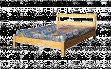 Дешевая кровать Ромашка (тахта)