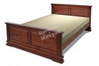 Деревянная кровать Руан