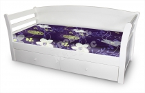 Кровать Ним из массива