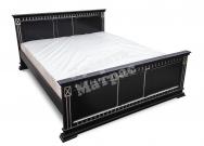 Деревянная кровать Катания-2