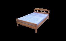 Кровать Дачница №1 с матрасом
