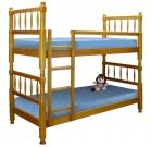 Кровать Лилль двухъярусная с матрасом