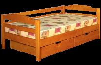 Кровать Каркасон с матрасом