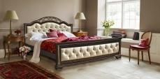 Кровать Везуль с матрасом
