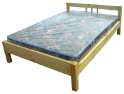 Кровать Приока с матрасом