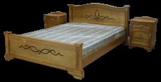 Кровать Феникс с матрасом