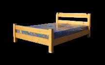 Кровать Дачница №5 с матрасом