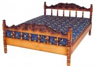 Кровать Точенка №6 с матрасом