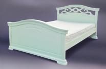 Кровать Антиб с матрасом