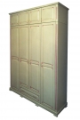 Шкаф с прямым багетом из серии
