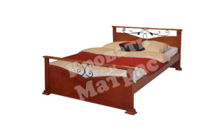 Кровать Жар-птица (ковка)