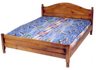 Кровать Мимоза (филенка)