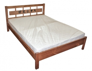 Кровать Александрия с орнаментом