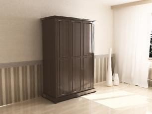 Шкаф трехстворчатый из серии