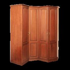 Шкаф угловой из серии