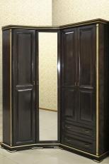 Угловой шкаф Грета из березы