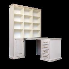 Стол и шкаф Пенал